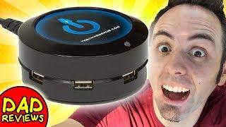 BEST USB CHARGING HUB | ChargeHub X5 Review