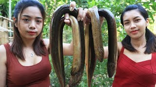 Yummy cooking Eels recipe - Cooking skill