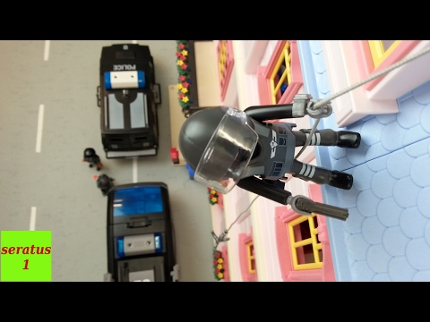 kommissar overbeck playmobil video