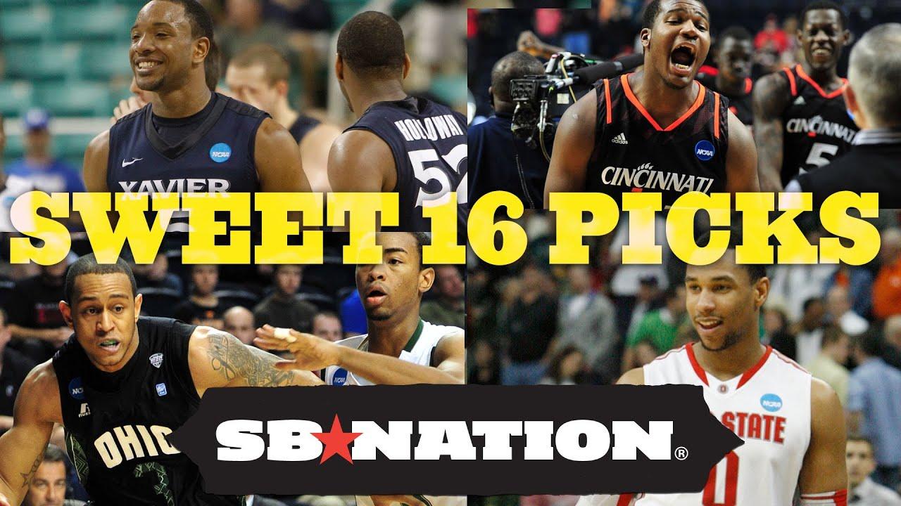 Sweet 16 Picks: Ohio Basketball Teams thumbnail