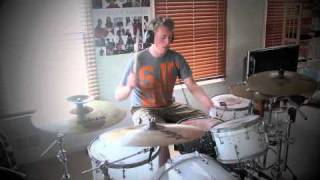 Jeff Curry - Swan Soup - Dance Gavin Dance (HD drum cover)