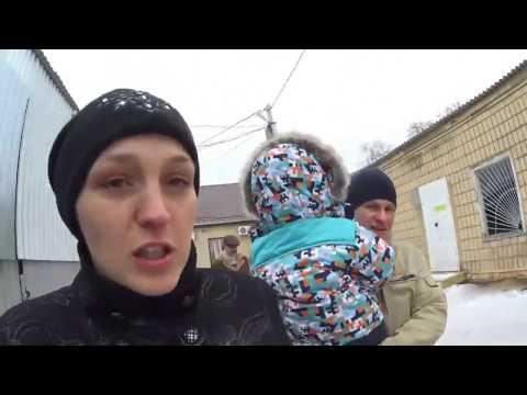 Первая часть 31.12.2016 // Поездка за продуктами // Жизнь в деревне.
