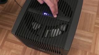 Venta LW25 Luftbefeuchter / Luftwäscher Test
