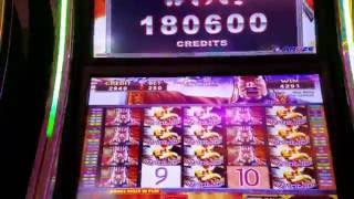 Legend of the Qin dynasty--jackpot/handpay