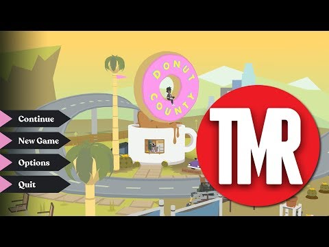 TMR Review: Donut County