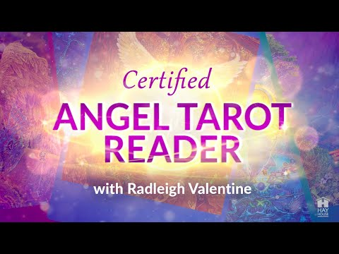 Certified Angel Tarot Reader Course   Official Trailer   Hay House ...