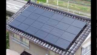 太陽光発電システムの施工事例