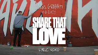 Musik-Video-Miniaturansicht zu Share That Love Songtext von Lukas Graham ft. G-Eazy