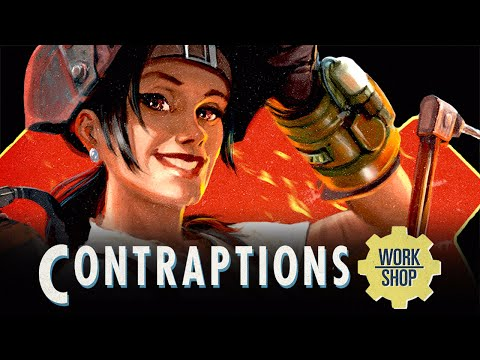 Fallout 4 - Contraptions Workshop Guide thumbnail