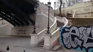 Старые мосты Одессы. Old bridges of Odessa.