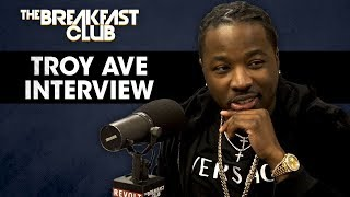 Troy Ave Takes The Stand On The Breakfast Club, Talks '2 Legit 2 Quit', Street Cred + More | Kholo.pk