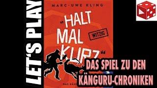 Halt mal kurz - Das Känguru Spiel - Marc Uwe Kling