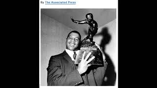 Ernie Davis Interviewed By Howard Cosell