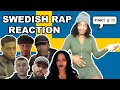 AMERICAN REACTS TO SWEDISH RAP/HIP HOP 🔥  PART 2 FT. DIZZY, CHERRIE, SARETTII, Z.E, ANT WAN, & YASIN