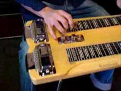 Rickenbacker Lap Steel Guitar