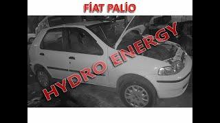 Fiat Palio hidrojen yakıt sistem montajı
