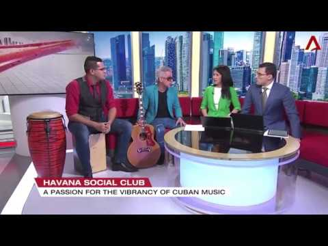 Havana Social Club CNA Interview