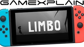 LIMBO and INSIDE Coming to Nintendo Switch eShop on June 28th Worldwide