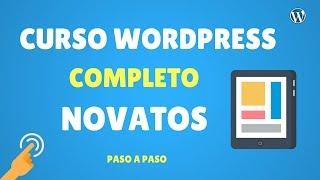 CursodeWordpressBásico|Completo|Novatos2018|PasoaPaso