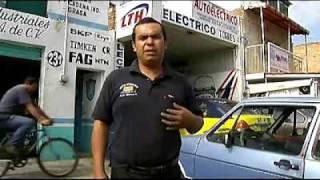 El taller mecánico de Carlos y Susi