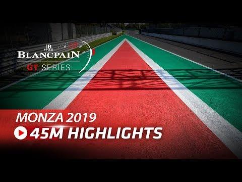 45m Highlights - Monza 2019 - Blancpain GT Series Endurance