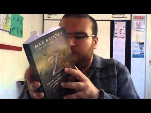 Resenha e Críítica do Livro/filme Guerra Mundial Z ( World War Z ) de Max Brooks