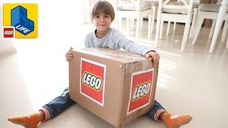 Lego Surprise Package BOX - Lego LIFE Kids App and Toys - The LEGO Batman Movie