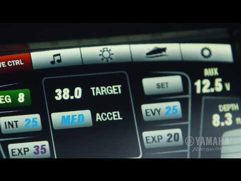 Yamaha Boats 242X E-Series video