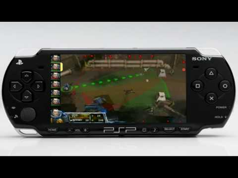 warhammer battle for atluma psp review