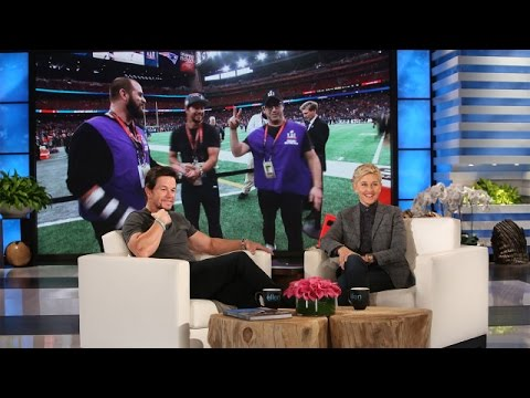 Mark Wahlberg Talks Daddy-Daughter Dances and Coaching Football