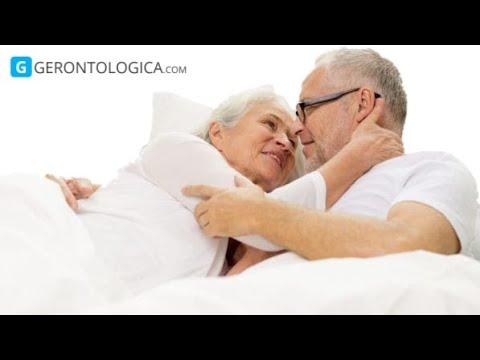 Sexualidad en los adultos mayores