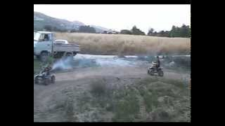 preview picture of video 'skoulli atv quad cyprus'