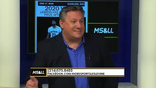 Sorting through the Anthony Davis trade with Andy Baskin: Monday's 'More Sports & Les Levine' show