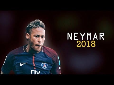 Neymar Jr. - Skills & Goals - 2018 | PSG