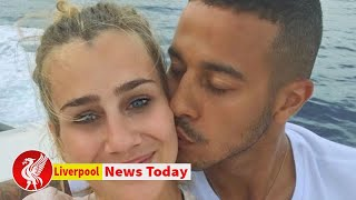 Thiago Alcantara wife: Who is the Liverpool transfer target married to? - news today