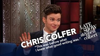 Chris Colfer Wrote A Dark Candyland Fan Fiction Musical