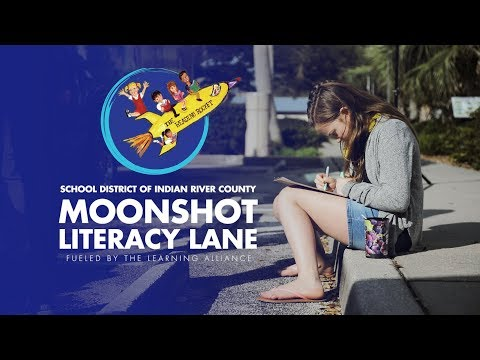 SDIRC Moonshot Literacy Lane February 2018