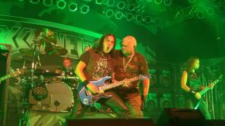 DIRKSCHNEIDER - Head Over Heels (Live)