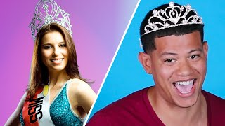 Men Answer Beauty Pageant Questions