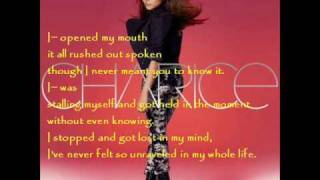 I Love You by Charice (Lyrics)