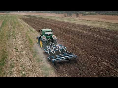 Landstal Agregat podorywkowy bezorkowy, Агрегат для обработки почвы,Stoppel-Grubber,Агрегат для обробки грунту