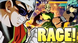 GOHANS RAGE LVL 3! | Dragonball FighterZ Ranked Matches