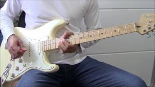 Stone Free (Guitar cover) - Jimi Hendrix