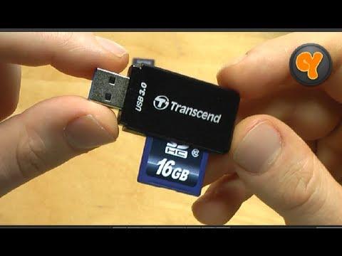 Test: Transcend TS-RDF5K Kartenleser USB 3.0 [SD / SDHC / SDXC / microSD / microSDHC / microSDXC]