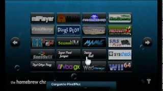 homebrew channel - मुफ्त ऑनलाइन वीडियो
