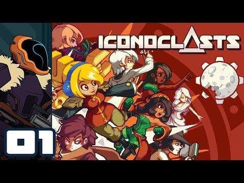 Gameplay de Iconoclasts