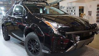 東京国際カスタムカーコンテストECOカー部門最優秀賞受賞車CARSTYLEトヨタUSプリウス!