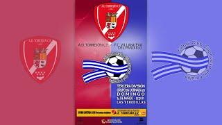 R.F.F.M - TERCERA DIVISIÓN NACIONAL (Grupo 7A) - Jornada 20 - A.D. Torrejon C.F. 3-0 F.C. Villanueva del Pardillo