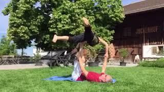 Acro Yoga Workshop in Wetzikon