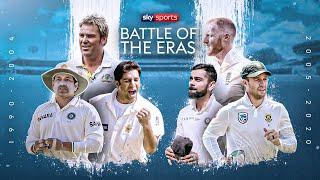 Sachin v Kohli, Smith v Ponting? | Who makes the World Test XI Battle of Eras?